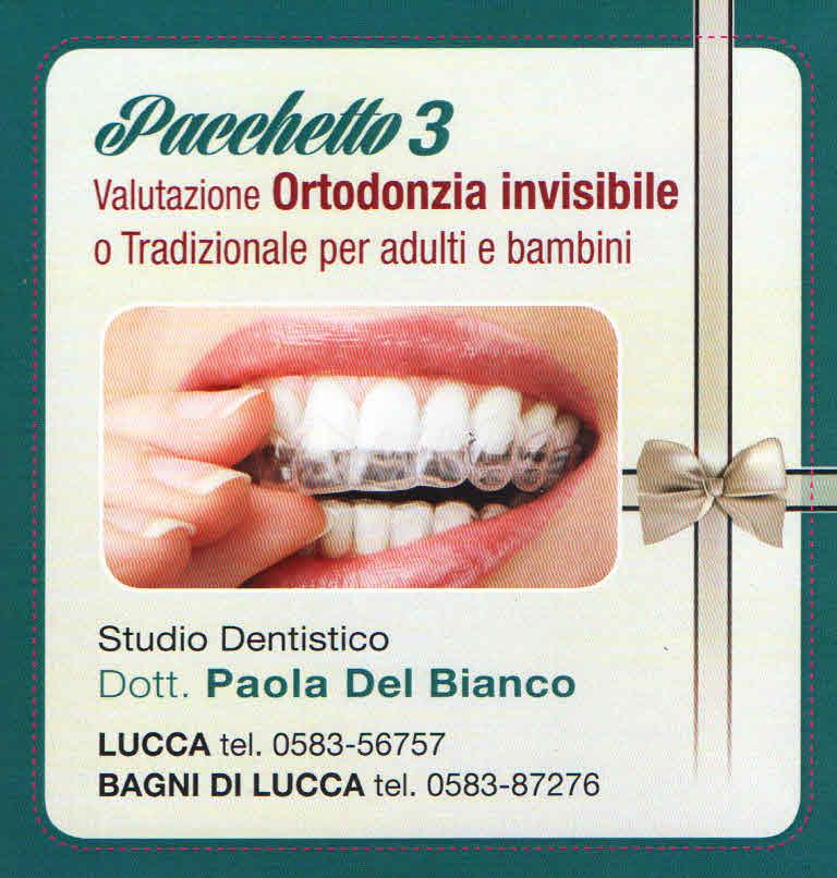 studio ortodonzia invisibile o tradizionale per adulti e bambini