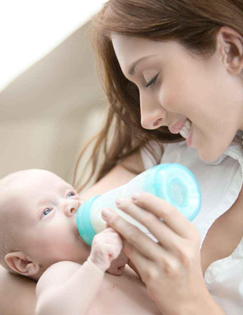 salute orale del neonato