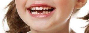 Età in cui nascono i primi denti