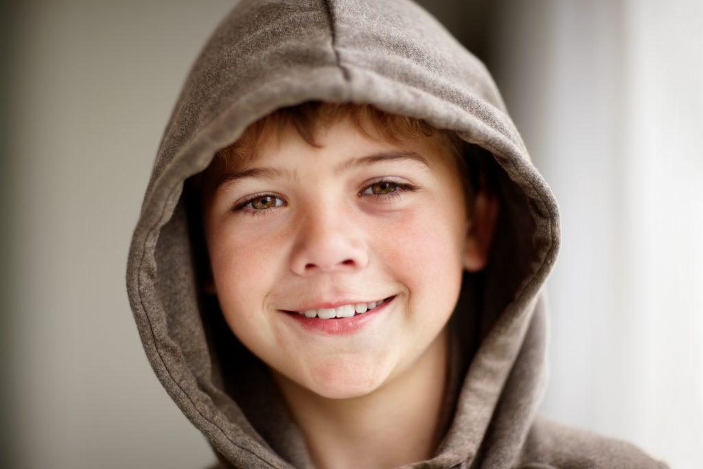 cambio dei denti anormale