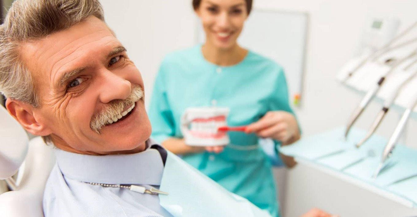 Dentista terza età